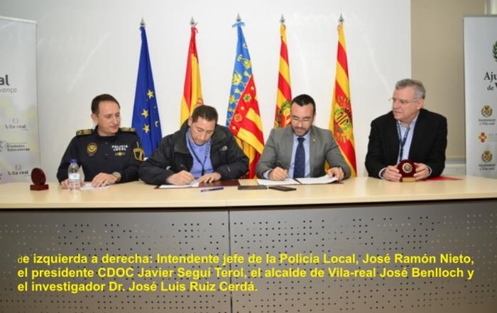 Convenio CDOC JPL Vila-real.